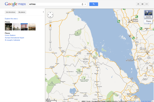 GoogleEritrea