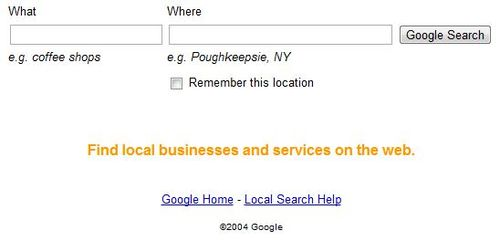 Google's Evolving Approach to Local Search Development