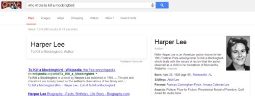 HarperGoogle